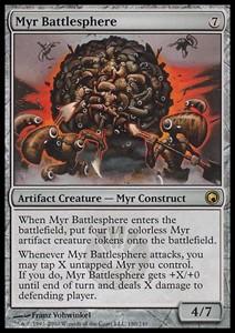Picture of Myr Battlesphere