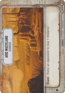 Picture of Arid Wasteland - Geonosis