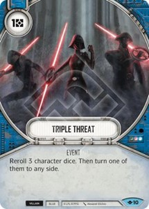 Picture of  Triple Threat