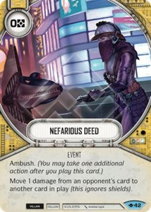 Picture of  Nefarious Deed