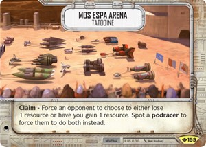 Picture of  Mos Espa Arena - Tatooine