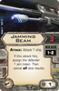 Picture of Jamming Beam (X-Wing 1.0)