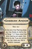 Picture of Cassian Andor (X-Wing 1.0)