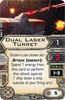Picture of Dual Laser Turret (X-Wing 1.0)