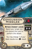 Picture of Concussion Missiles (X-Wing 1.0)