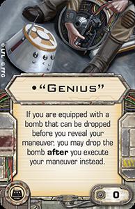 Picture of Genius (X-Wing 1.0)