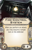 Picture of Fire Control System (X-Wing 1.0)