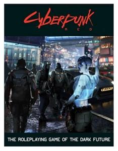 Picture of Cyberpunk Red RPG Core Rulebook