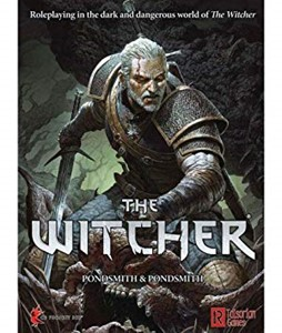 Picture of The Witcher RPG Core Rulebook