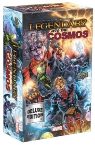 Picture of Legendary: Marvel: Into The Cosmos
