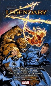 Picture of Marvel Legendary Fantastic 4 Expansion