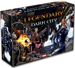 Picture of Marvel Legendary Dark City Deckbuilding Game Expansion