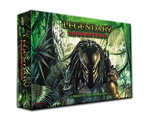 Picture of Legendary Encounters A Predator Deck Building Game