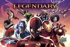 Picture of Marvel Legendary Civil War Expansion