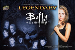 Picture of Buffy the Vampire Slayer Legendary