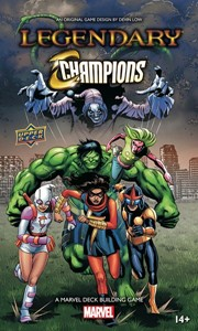 Picture of Marvel Legendary: Champions Expansion