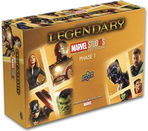 Picture of Legendary: Marvel Studios 10th Anniversary
