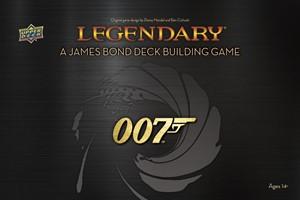 Picture of Legendary: A James Bond Deck Building Game