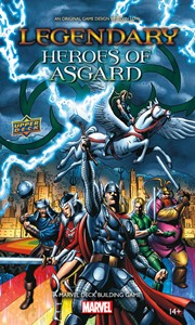 Picture of Marvel Legendary Heroes of Asgard