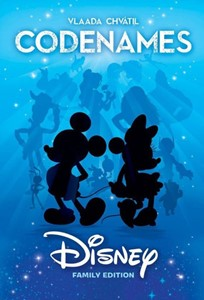 Picture of Disney Codenames Family Edition Card Game