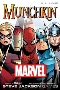 Picture of Munchkin Marvel