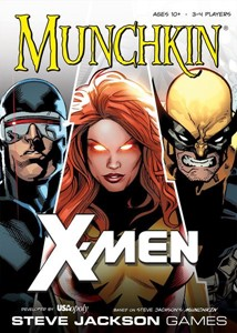 Picture of Marvel Munchkin: X-Men