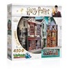 Picture of Harry Potter Diagon Alley 3D (Jigsaw 450pc)