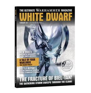 Picture of White Dwarf September 2016