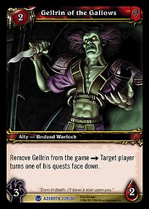 Picture of Gellrin of the Gallows