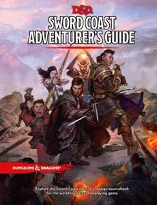 Picture of Sword Coast Adventurer's Guide