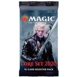 Picture of Core Set 2020 Booster Pack Magic the Gathering