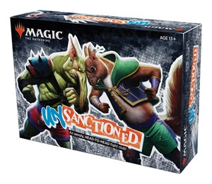 Picture of Unsanctioned - Magic The Gathering