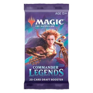 Picture of Commander Legends Draft Booster Pack