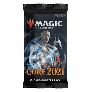 Picture of Core Set 2021 Draft Booster Pack - Magic the Gathering