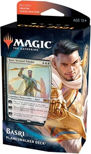 Picture of Planeswalker Deck Core 2021: Basri Ket, Devoted Paladin - Magic the Gathering