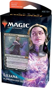Picture of Planeswalker Deck Core 2021: Liliana Death Mage - Magic the Gathering
