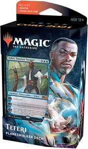 Picture of Planeswalker Deck Core 2021: Teferi Timeless Voyager - Magic the Gathering
