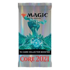 Picture of Core Set 2021 Collector Booster Pack