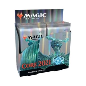 Picture of Core Set 2021 Collector Booster Display (12 boosters)