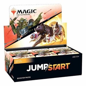 Picture of Jumpstart Booster Display Box Magic The Gathering