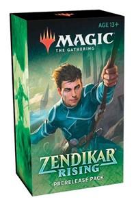 Picture of Zendikar Rising Prerelease Pack