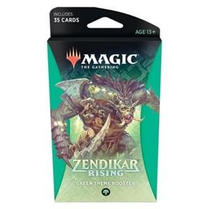 Picture of Zendikar Rising Theme Booster - Green