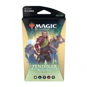 Picture of Zendikar Rising Theme Booster - Party