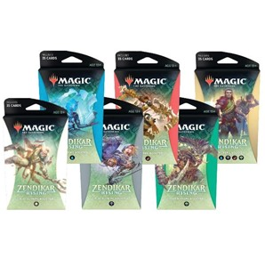 Picture of Zendikar Rising Themed Booster Pack - Set of 6