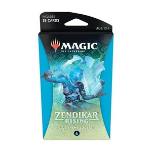 Picture of Zendikar Rising Theme Booster - Blue