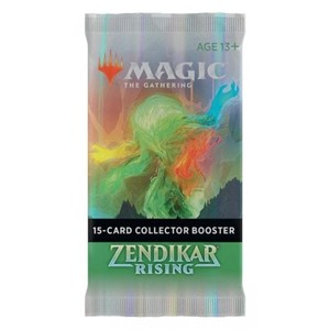 Picture of Zendikar Rising Collector Booster Pack