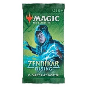 Picture of Zendikar Rising Darft Booster Pack
