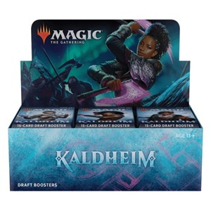 Picture of Kaldheim Draft Booster Display (36 Packs) Magic The Gathering