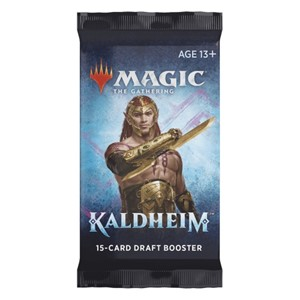 Picture of Kaldheim Draft Booster Pack Magic The Gathering