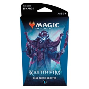 Picture of Kaldheim Theme Booster Blue - Magic The Gathering